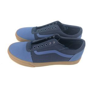 Vans Ward Ripstop Gum Sole Mens Skate Size 10.5